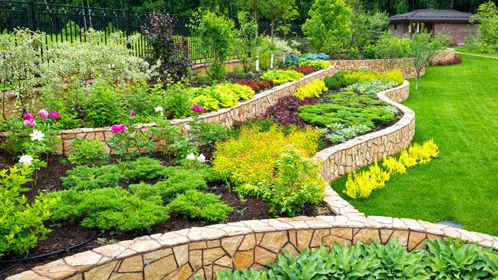 garden landscaping for beginners